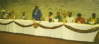 Mike & the High Table